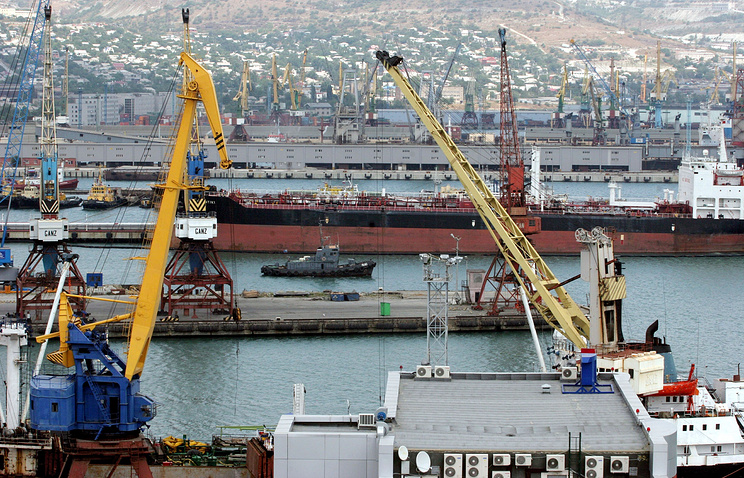 Новороссийск возглавил рейтинг портов по перевалке наливных грузов в январе-мае 2016 года