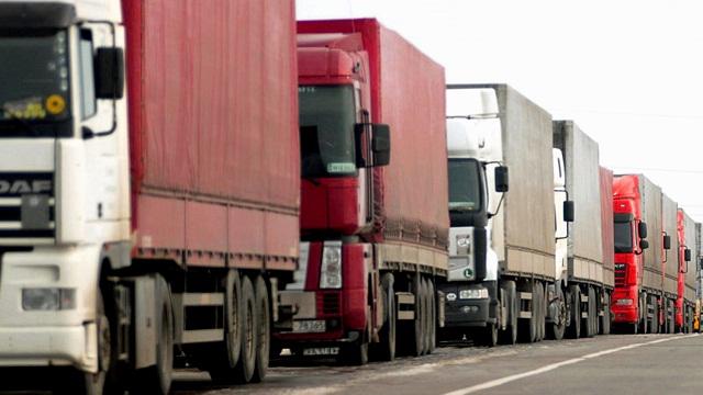Россия и Польша согласовали выдачу 170 тысяч разрешений на автоперевозки