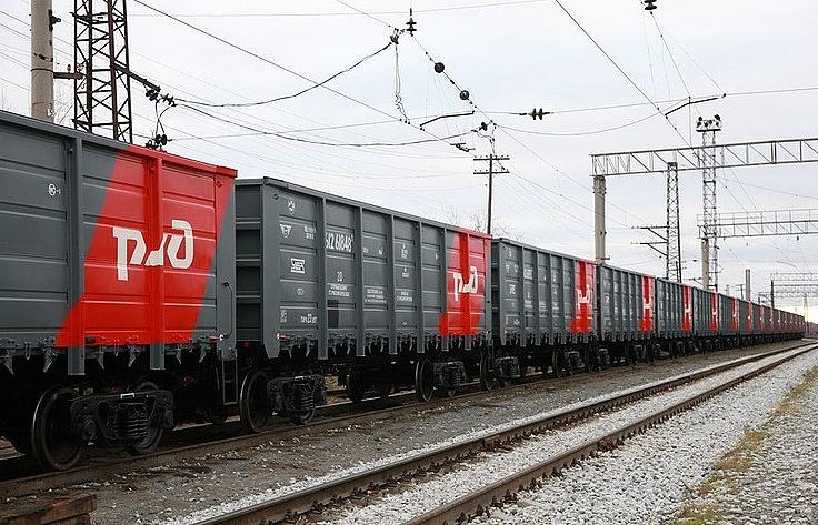 """""""ФГК"""" увеличила перевозки грузов в экспортных направлениях на 10%"""