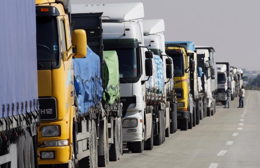 Россия и Китай осваивают новый автомобильный коридор